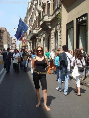 Via del Corso (по-моему)
