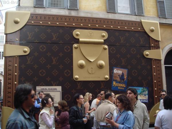 Via del Corso - для шоппингоманов