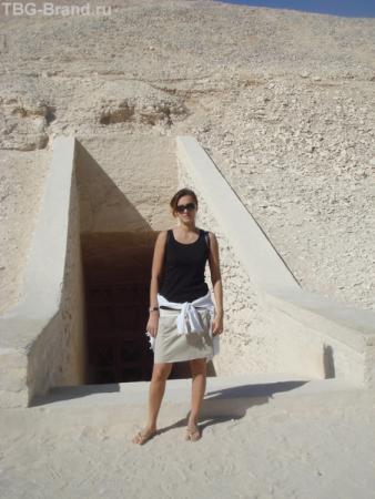 Гробницы Долины Царей