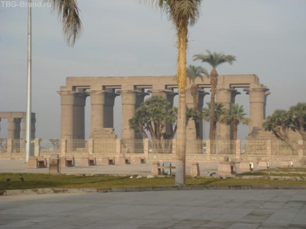 Люксорский комплекс или храм
