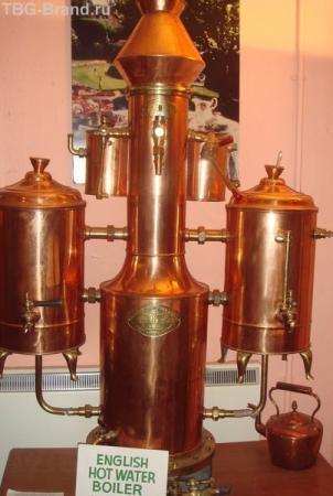 Музей чая и кофе имени Bramah