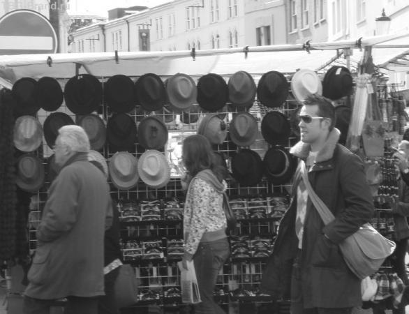 шляпки на любой вкус на Портобелло