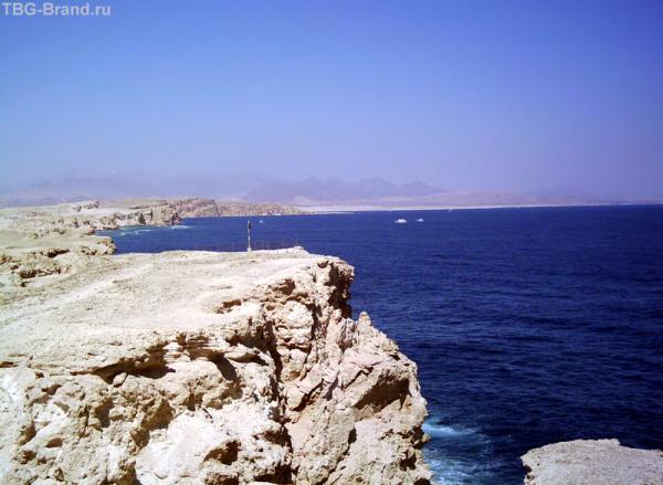 синее-синее Красное море :)