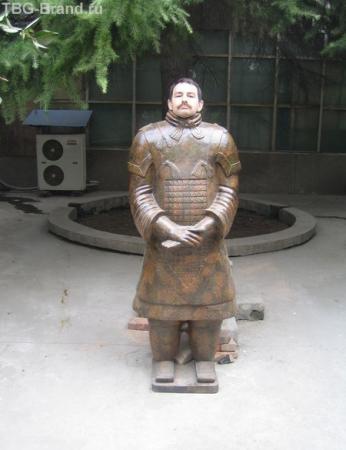 """Скафандр """"по китайски"""""""