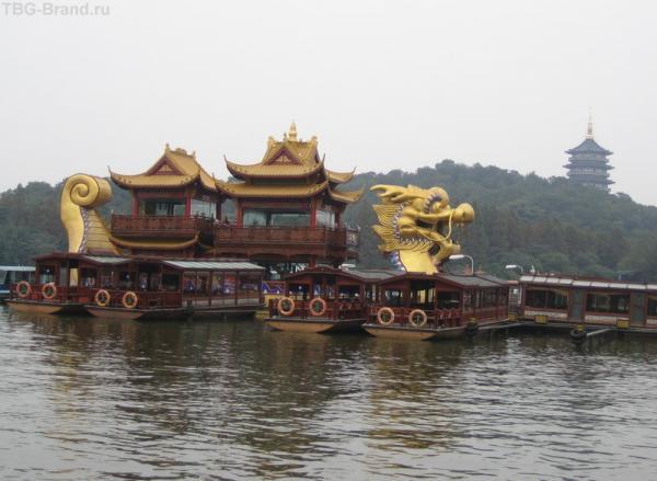 Озеро Сиху: без драконов - никуда
