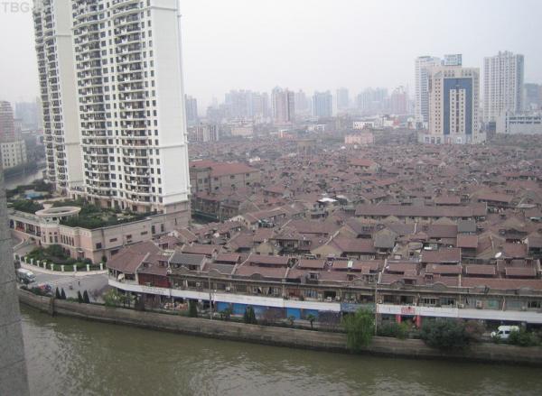 Шанхайские бараки