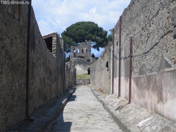 Переулочки Помпеи