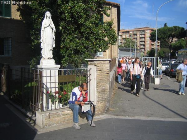 Римский читарь