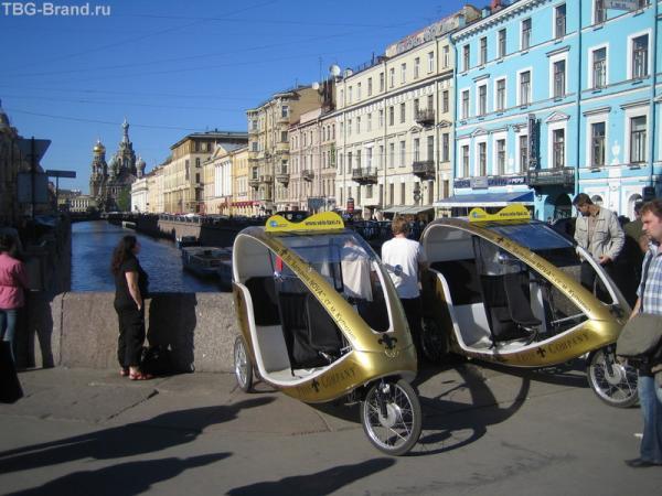 Чудо-рикша  для блоггеров