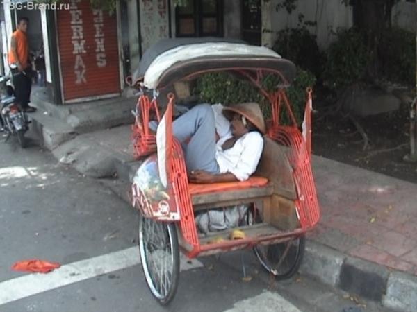 Спи мой рикша, усни