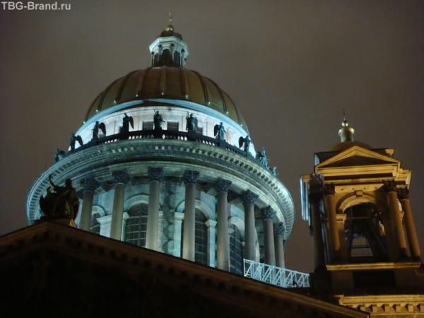 Какой купол, какое небо...