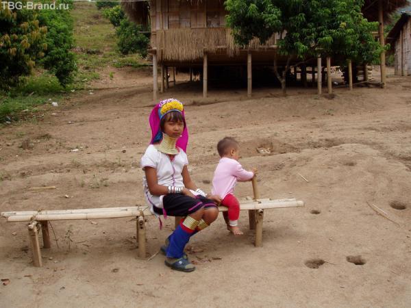 Одна радость - дети