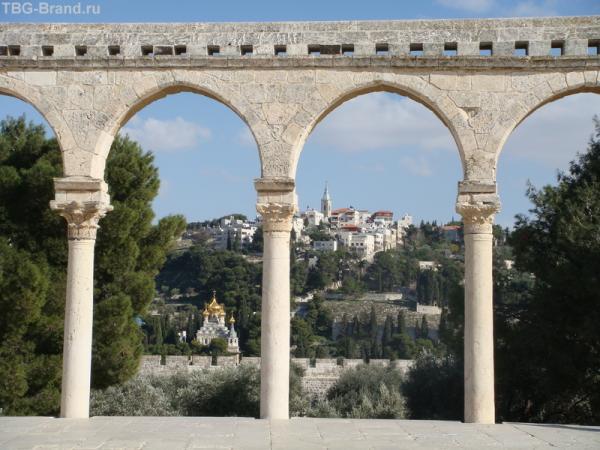 Ворота на Храмовой горе
