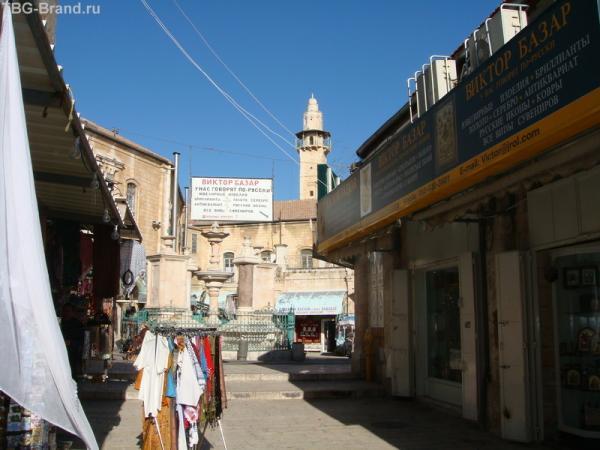 Кривые улочки старого города