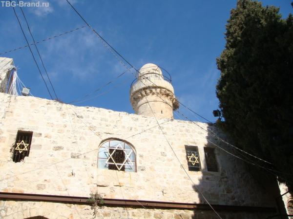 Синагога, мечеть, церковь -три в одном