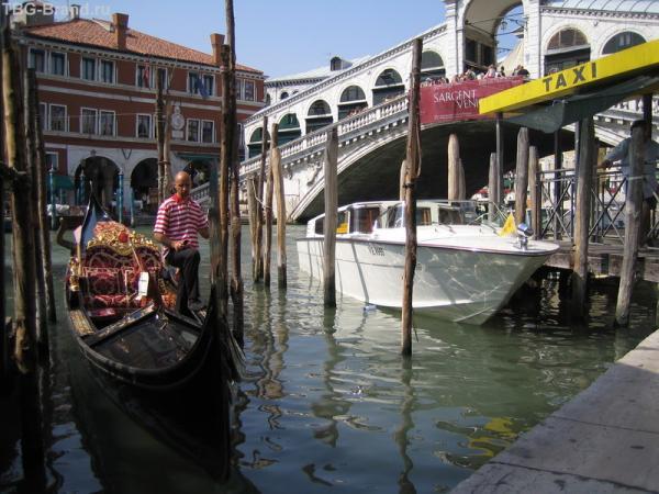Такси по-венециански