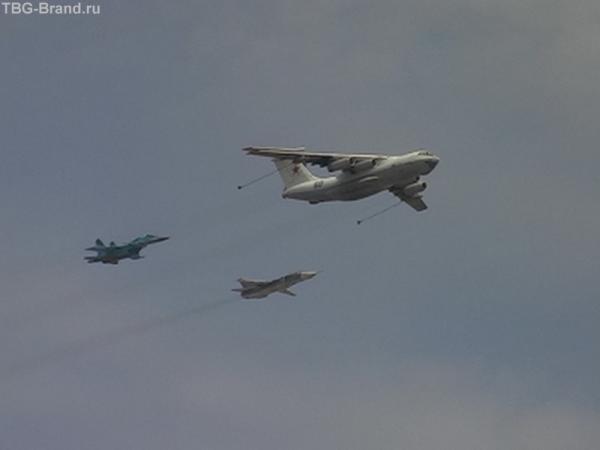 Летающая АЗС - ИЛ-78