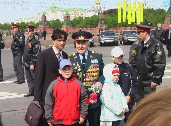 Дорогие наши старики-ветераны