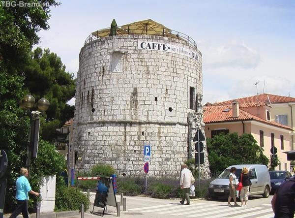 Башня-кафе