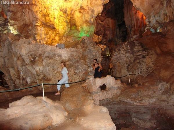 Подземная сокровищница