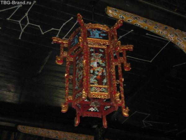 Вьетнамский фонарик