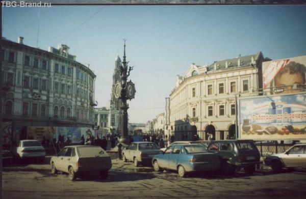 ул. Баумана-Казанский арбат