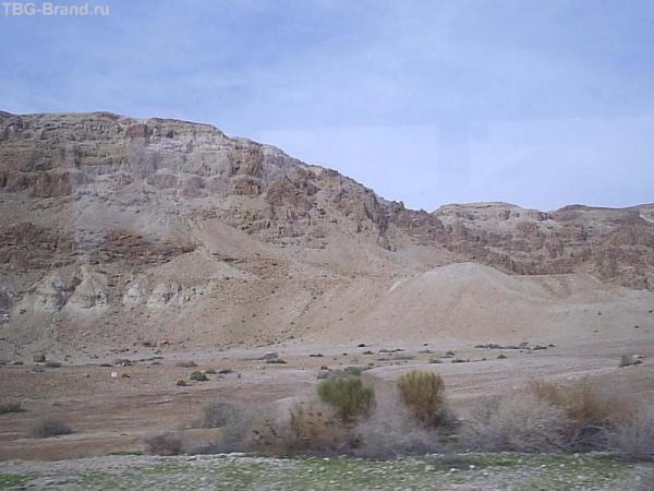 Горы Иудейской пустыни