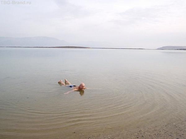 Мёртвое море_Борис_поплавок