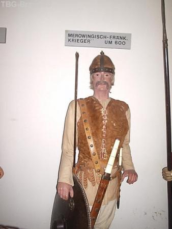 Рейн. Один из жителей замка Марксбрук