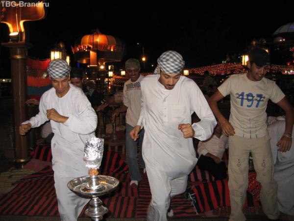Арабы жгут!:)