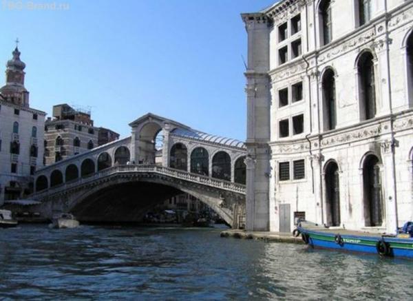 Подъезжая к мосту Риальто...