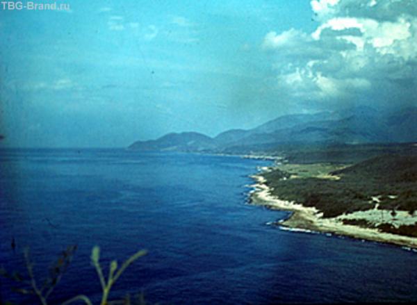 Побережье Сантьяго де Куба
