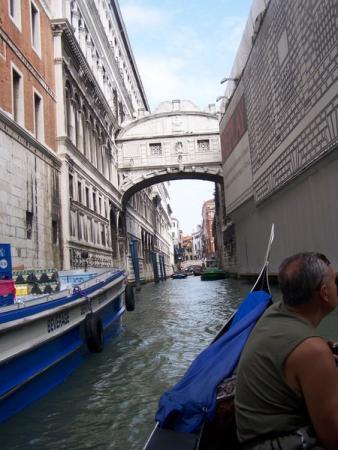 Венеция.Мост вздохов