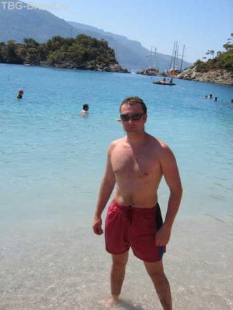Песчаная коса в Olu Deniz