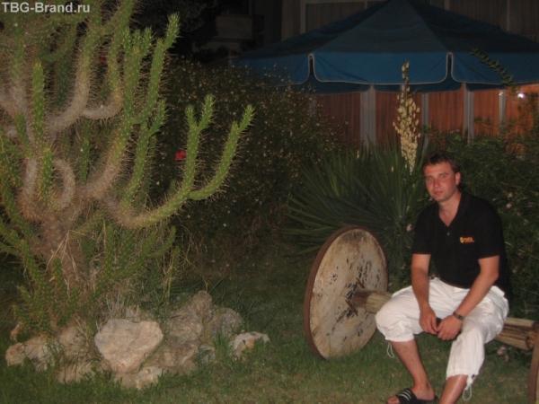 Я и кактус