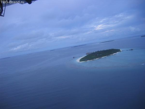 Наш остров-отель.