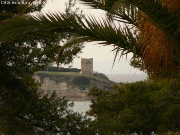 Сторожевая башня.