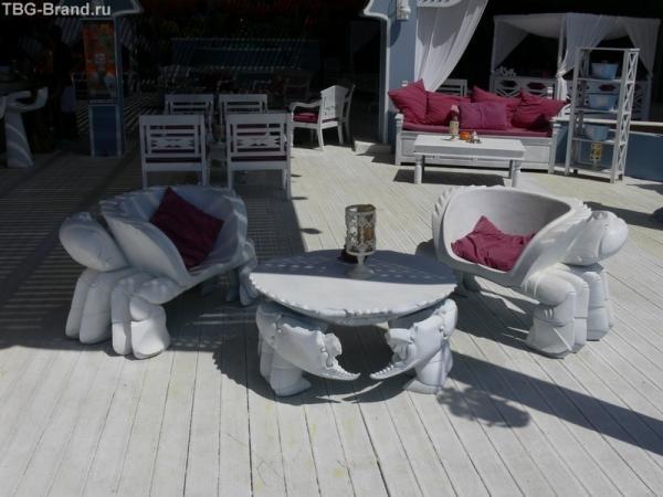 Кафе у Perissa beach