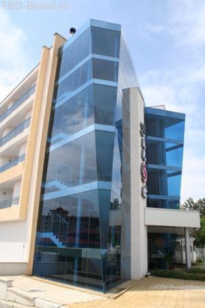 отель - из новых