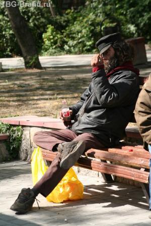 Болгары отдыхают