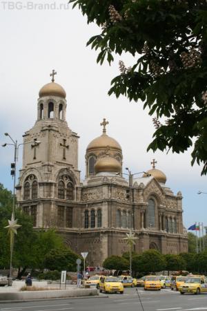 "Катедрален храм ""Успение Пресвятия Богородици"""