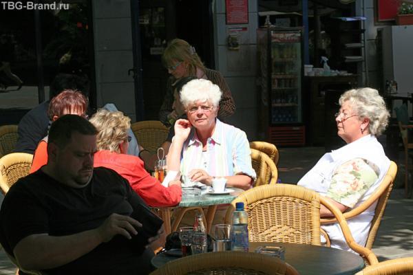 Англичане - пенсионеры