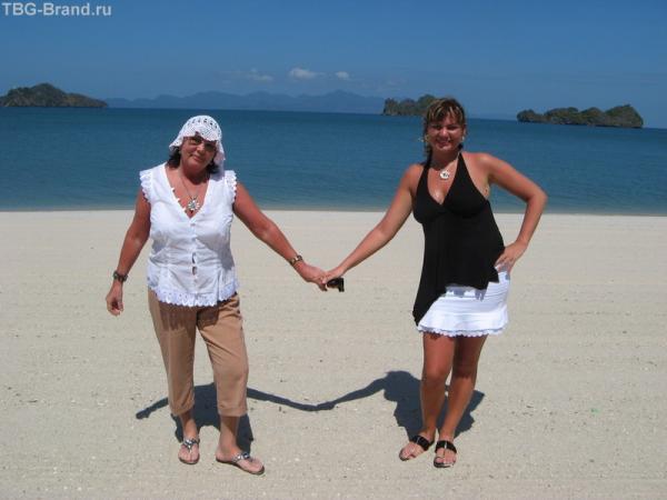 шикарные пляжи Лангкави