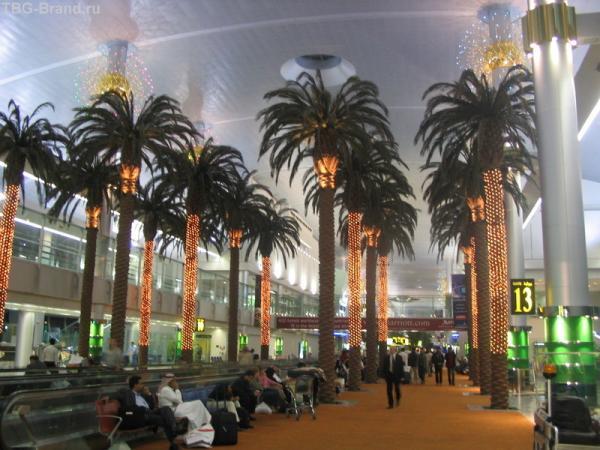 космический аэропорт Дубая