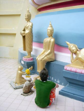 У Большого Будды. Мысли о вечном