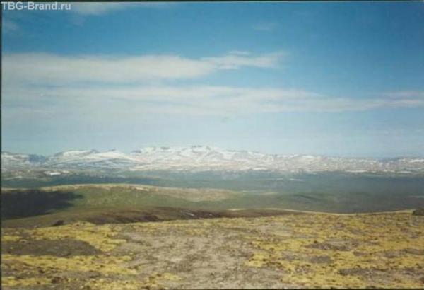 Хибинский пейзаж