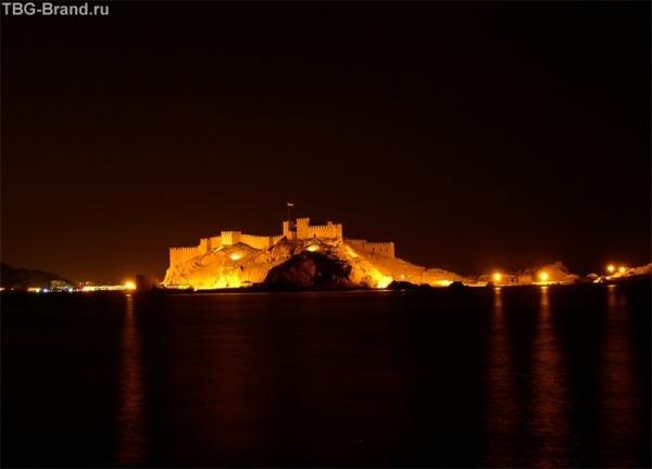 Ночной остров Фараонов