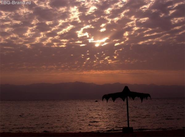 Утро над Иорданией