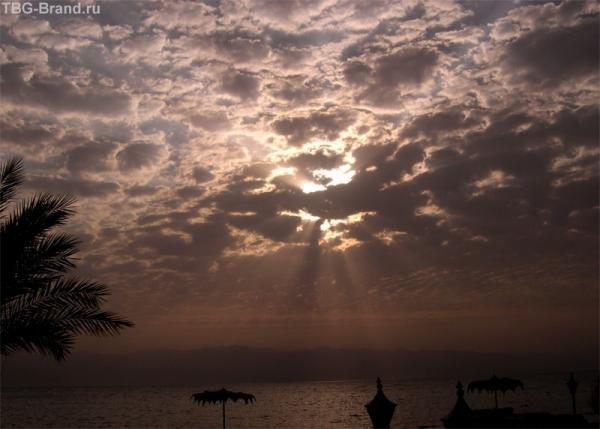 Иорданское небо