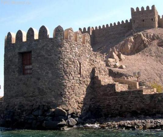 Крепость Саладина